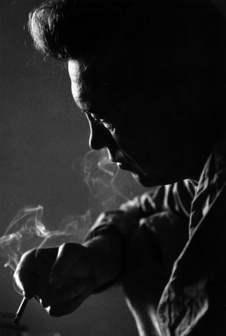 john huston. Ernst Haas