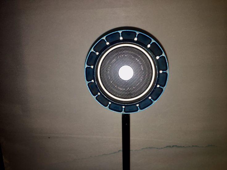 MS nut Wheel hifi BT speaker