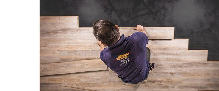 #Leggen van #laminaat is een vak apart. Onze legservice zorgt ervoor dat de vloer er top in ligt.