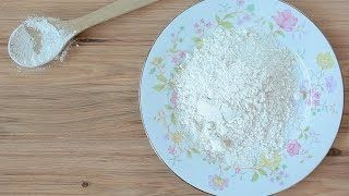 Farine sans gluten à base de marante (arrow-root)