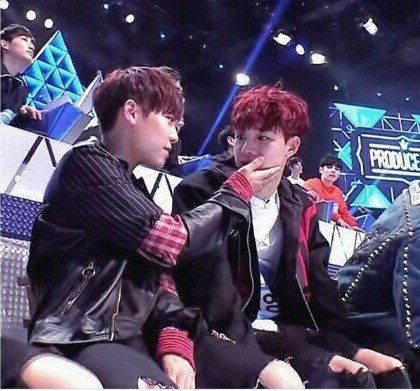 Park Woo Jin – Im Young Min Produce 101