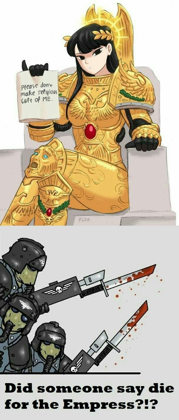 Pin by Roy on Stuff (With images)   Warhammer 40k memes ...