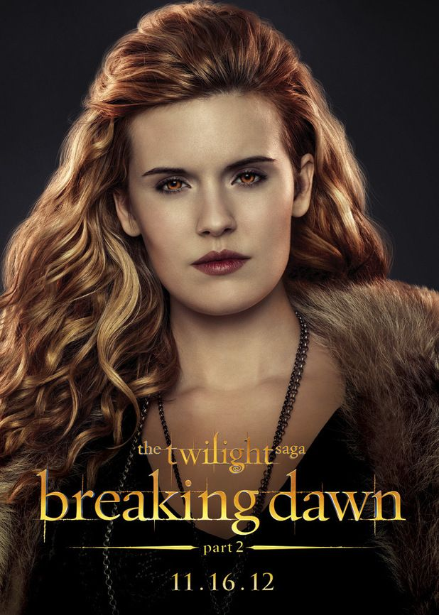 The Twilight Saga: Breaking Dawn Part Two - Irina from The Denali Coven.