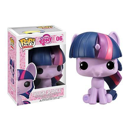 My Little Pony Twilight Sparkle Pop! Vinyl Figure