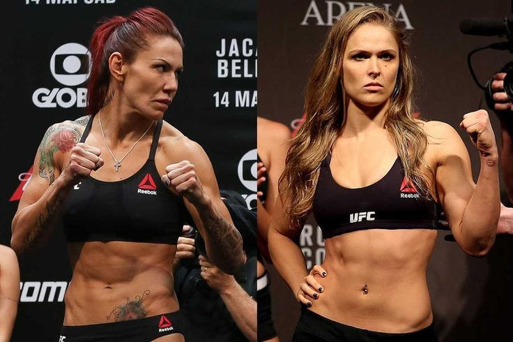 Cris Cyborg says she's up for a Ronda Rousey fight  if it's 'inside the WWE ring' - Washington Post