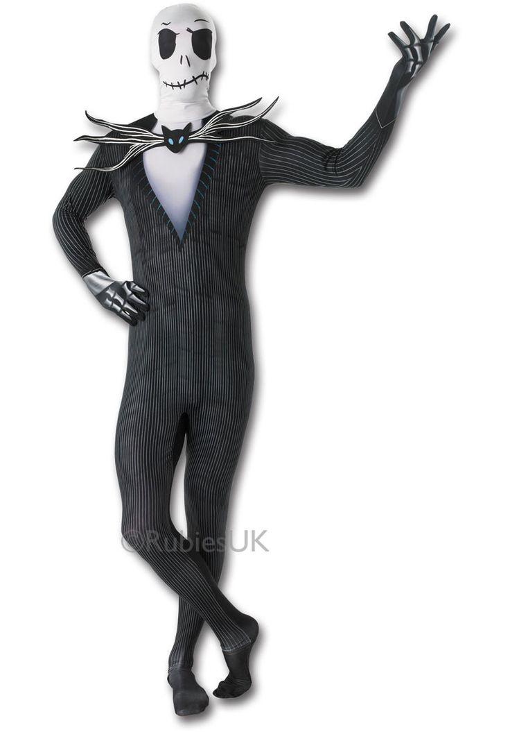Jack Skellington 2nd Skin(M) - Halloween Costumes at Escapade™ UK - Escapade Fancy Dress on Twitter: @Escapade_UK