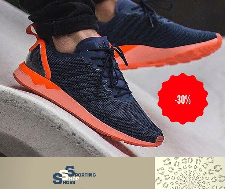 Adidas Junior (36-40) : Adidas ZX Flux ADV S79013