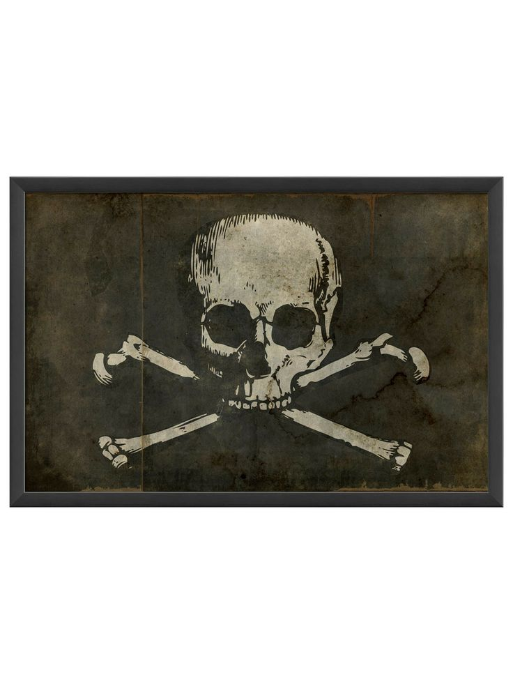 Pirate Flag - I love this.