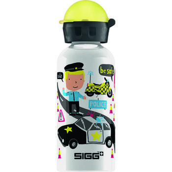 Sigg Water Bottle I Wanna Be .4 Liters
