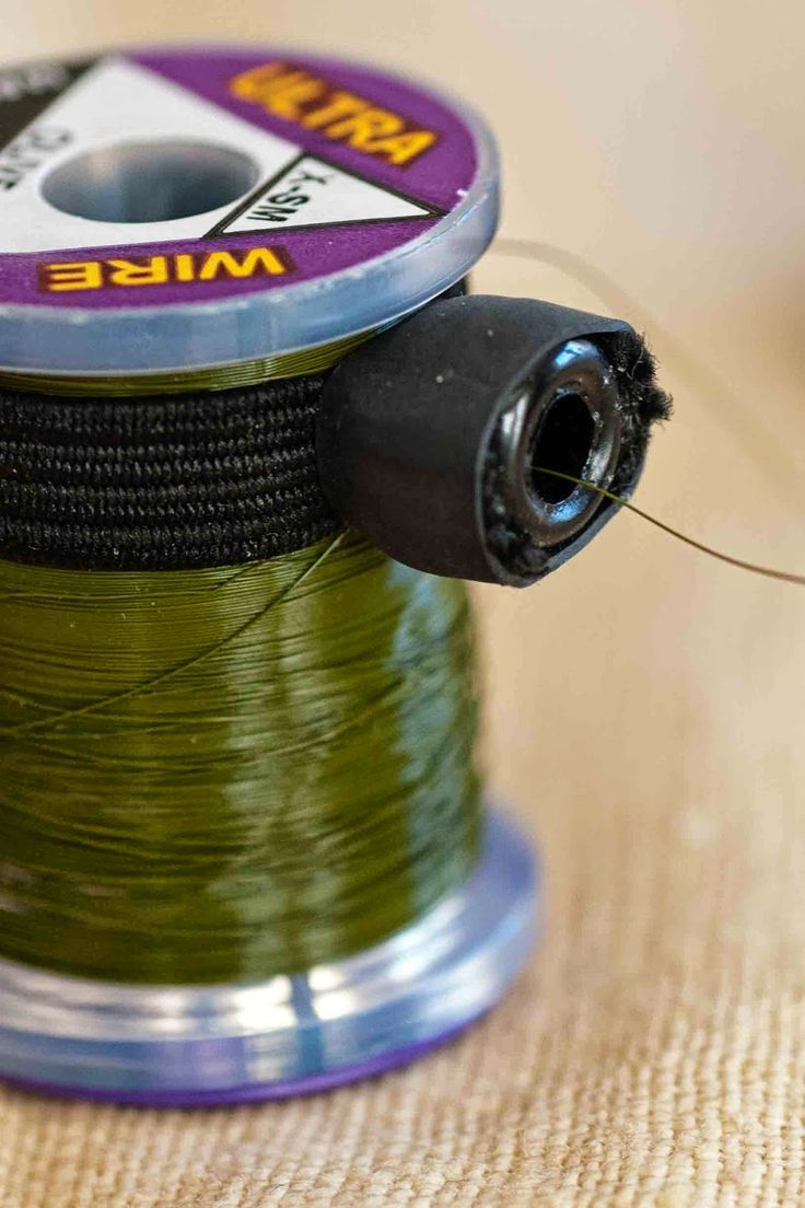 Fishing tackle craft supplies - Plays With Needles Spool Hands From Fly Fishing Store Adapted For Jewelry Wire