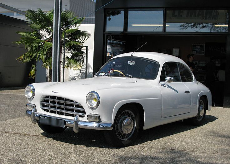 The Salmson 2300S turned out to be the company's last car