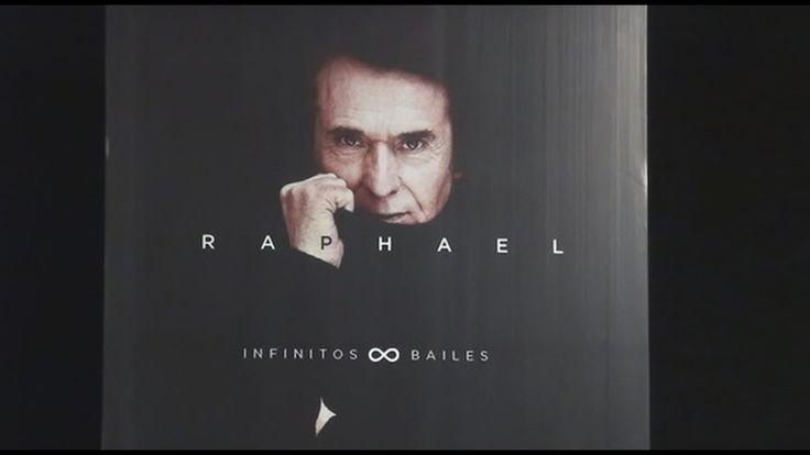 """Raphael presenta en México su álbum """"Infinitos bailes"""""""