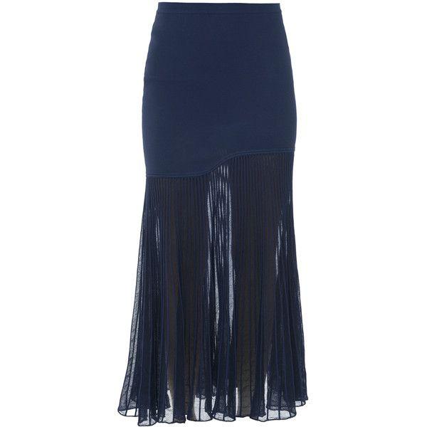 Top 25  best Navy pleated skirt ideas on Pinterest   Pleated skirt ...