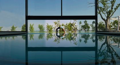 GOCO Spa Venice - Indoor and outdoor vitality pool