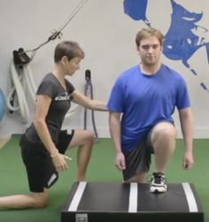This exercise can add to your off-ice goalie strength training to improve the strength and power of your pad-down crease movements, even if they feel pretty good right now