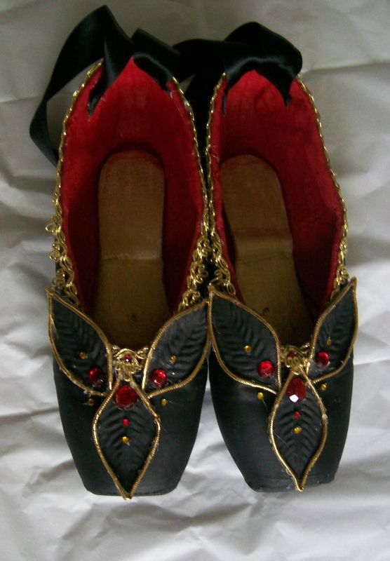 www.theworlddances.com/ #costumes #pointeshoes #dance