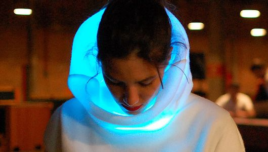 New mood sweater spills the beans about your true feelings #fashion #science #tech