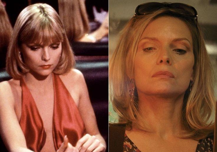 Michelle Pfeiffer, à 25 ans et à 54 ans : Avant/après : ces stars ont plutôt bien vieilli - Linternaute
