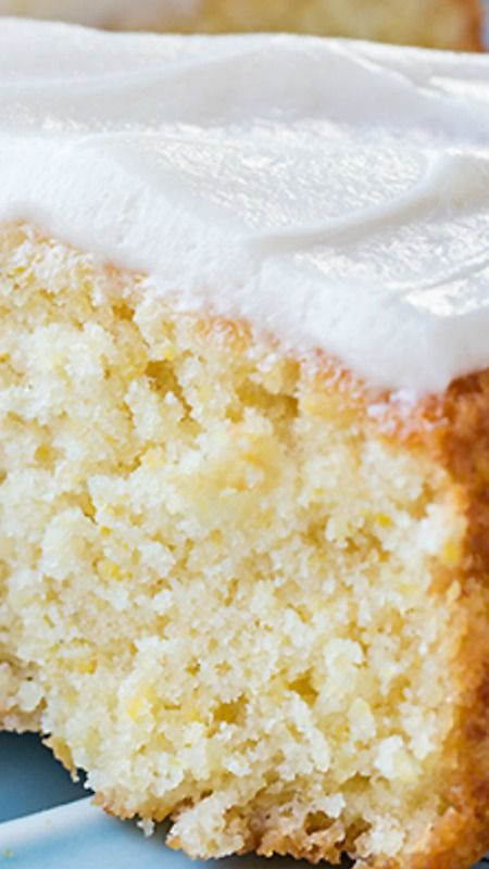Sweet Cornbread Cake with Salted Honey Butter Frosting Recipe