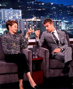 Sheo...... love them! (and the fist bump - that's awesome - ive only ever seen my family do this) :) :)