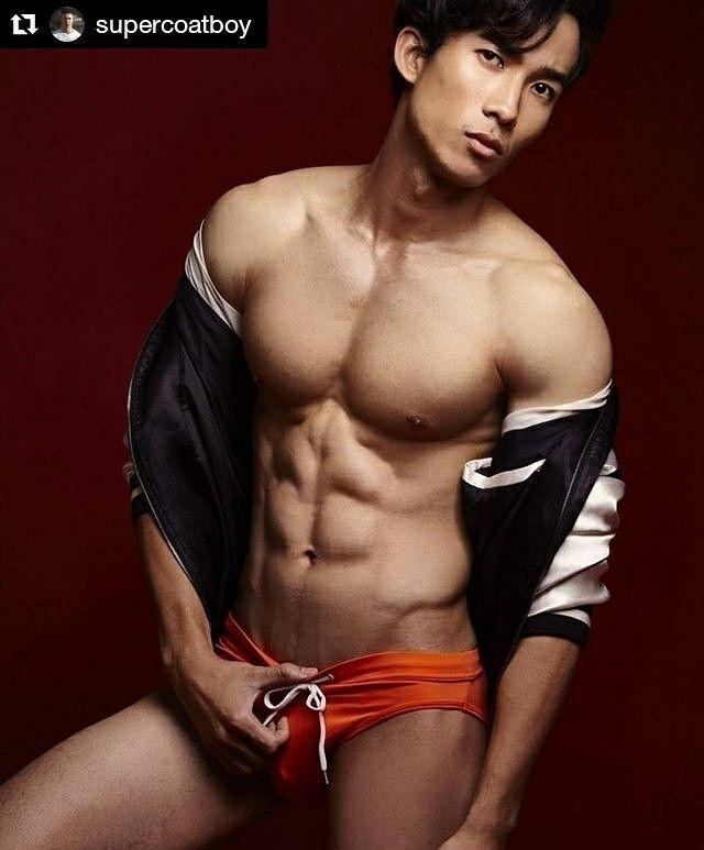 Pin by Carrie on Asian Man paradise | Asian men, Swimwear