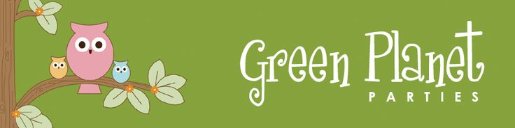 I will definitely be using this site for Baby's birthday party next year! #green #birthday