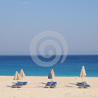Skala beach, Kefalonia in Greece