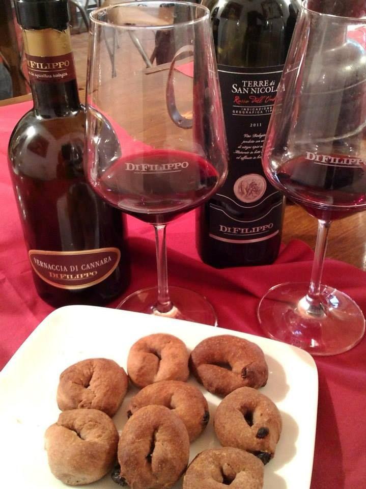 Visita e degustazione in Cantina Di Filippo