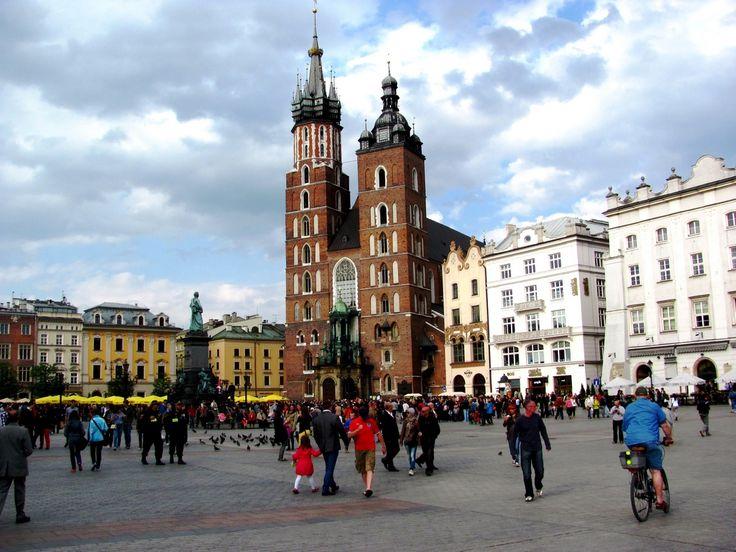 Cracow UNESCO heritage site