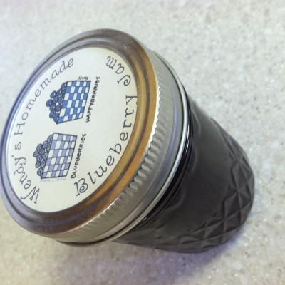 Blueberry Jam Recipe using the Ball® Jam and Jelly Maker