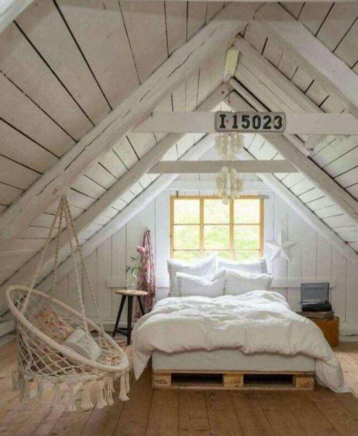 Les 25 meilleures idées de la catégorie Chambres rustiques ...