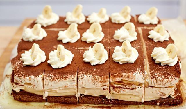 Bananowy Song Krystyny Z Bake Off Ale Ciacho Wp Kuchnia Baking Cake Recipes Food