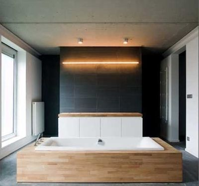 Minimalism bathroom