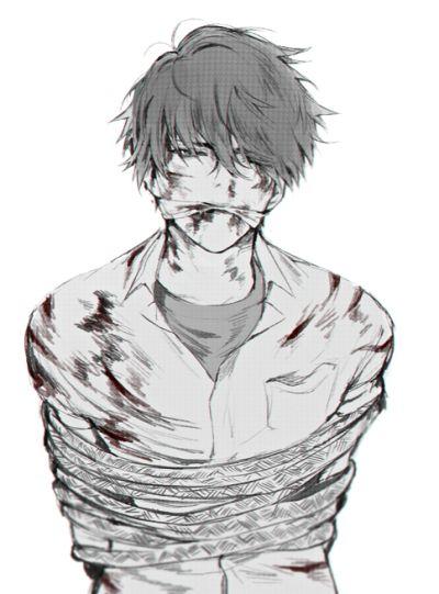 Les 50 meilleures images du tableau anime guys black white sur pinterest gars manga - Tatouage amour perdu ...
