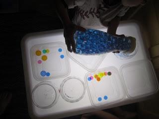 Water beads joy