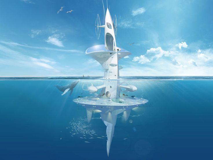 Plongez au cœur du projet fou SeaOrbiter