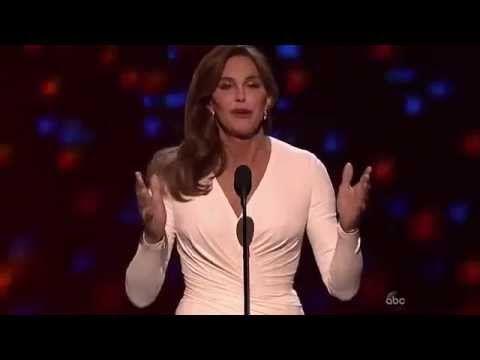 Caitlyn Jenner y su emotivo discurso en los premios ESPY | Zona Gay Peru