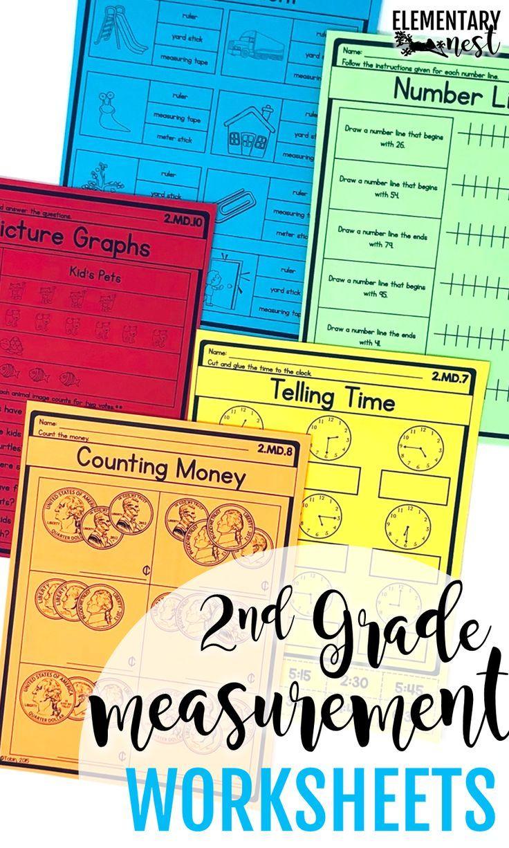 2nd Grade Math Worksheets Measurement And Data Distance Learning Math 2nd Grade Math Worksheets 2nd Grade Math Math Worksheets [ 1226 x 736 Pixel ]