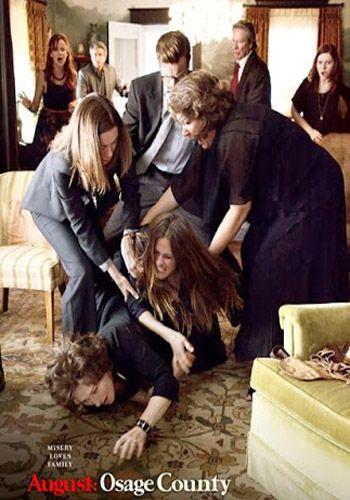 August Osage County 2013 English BRRip 480P 300MB HEVC Mobile