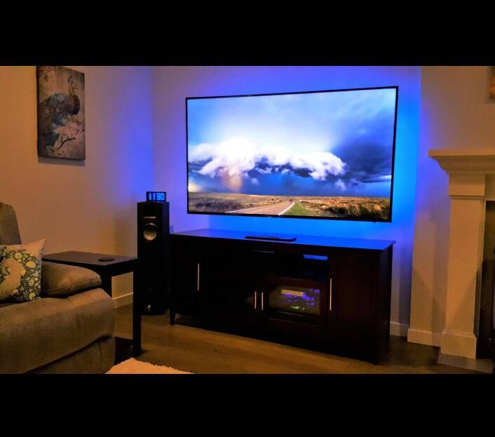 7 best tv lights tv lighting tv background light tv. Black Bedroom Furniture Sets. Home Design Ideas