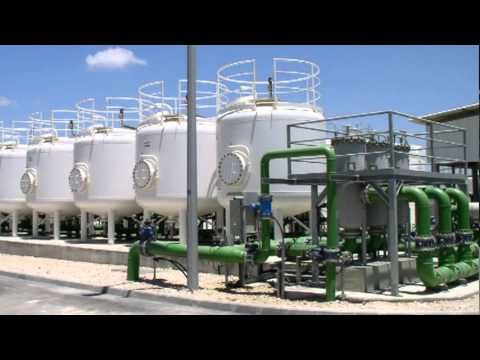 New Water Desalination Technology for Solving Water Crisis - YouTube