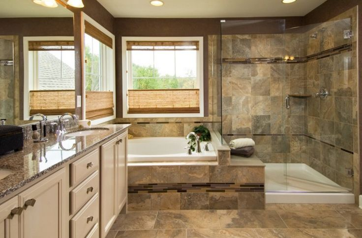 86 best bathroom ideas images on pinterest bathroom master bathrooms and bathroom renovations for Bathroom window treatments privacy