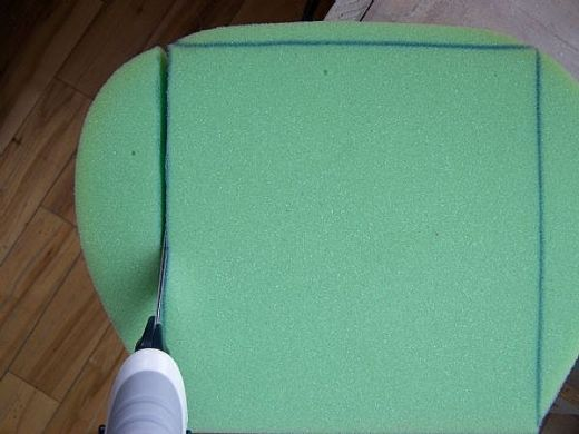 25 Best Memory Foam Repurposing Project Images On