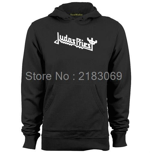 JUDAS PRIEST Band logo Mens & Womens Trendy Hoodies Band Sweatshirts
