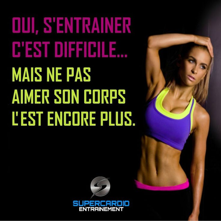 aimer son corps citation fitness supercardio