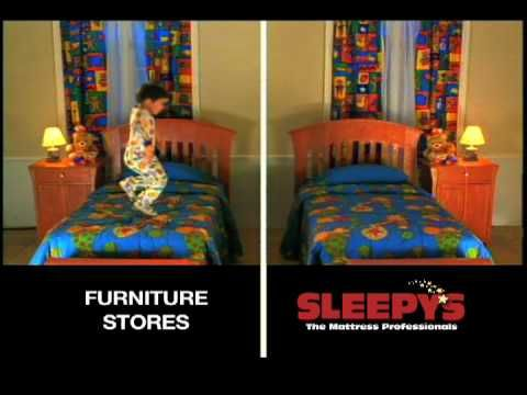 tv ad boing boy - Sleepys Bed Frame