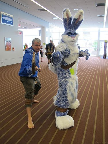 17 Best images about Anthrocon on Pinterest   Furry ... Easter Bunny Rise Of The Guardians Cosplay