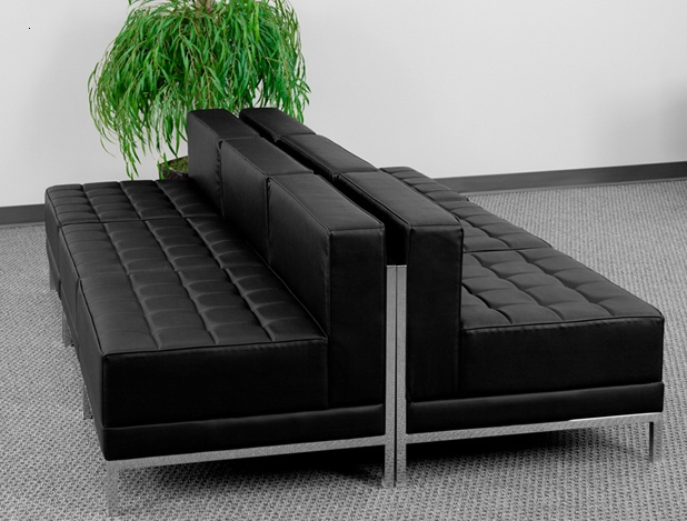 Modular Seating In White Design Inspirations