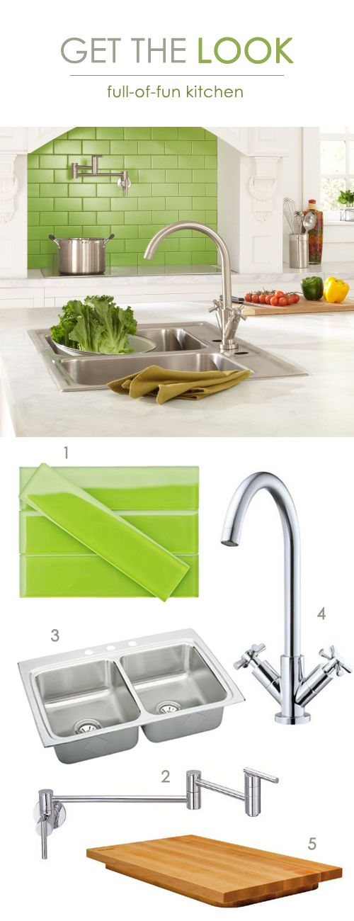 47 best Kitchens featuring Danze faucets! images on Pinterest ...