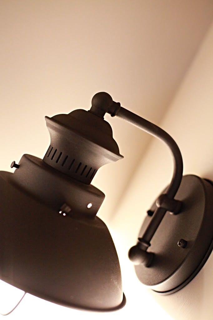 Bathroom lights
